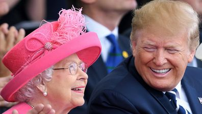 The Queen has placed a phone cal to President Trump ahead of July 4.