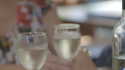 Ms Lung is sharing her story to not only clear her name, but to highlight the extreme stress on Australian mothers causing them to turn to alcohol. (60 Minutes)