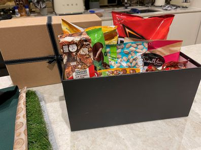 Whether it's chocolates or socks there are gift boxes for every taste.
