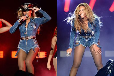 Yes Beyonce...we salute you!