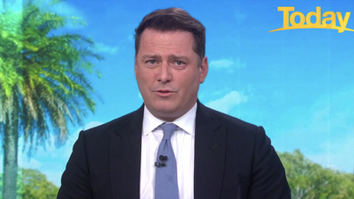 The Today host made an emotional petition for a border exception on behalf of the family.