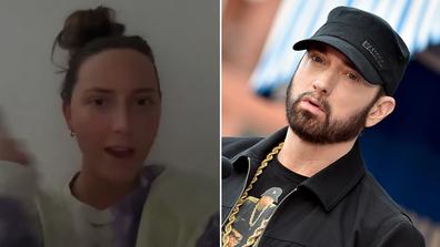 Eminem, Hailie Mathers