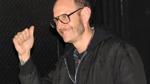 Celebrity photographer Terry Richardson. Picture: Getty Images