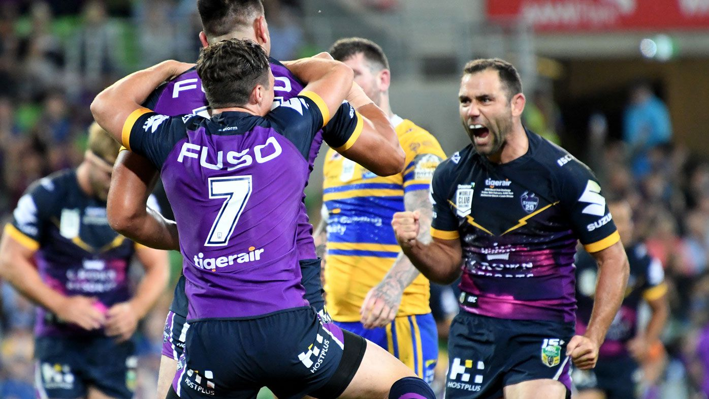 Melbourne Storm crowned World Club Champions after defeating Leeds Rhinos
