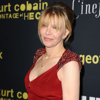 <p>Hollywood Courtney Love</p>