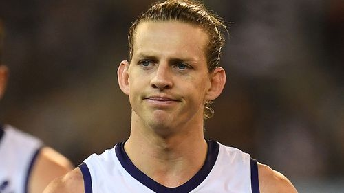 Nat Fyfe is now ineligible to win this year's Brownlow.