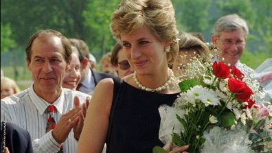 Kate Middleton pays tribute to Princess Diana in Chelsea Flower Show garden