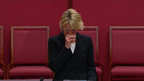 Senate stillborn inquiry Kristina Keneally