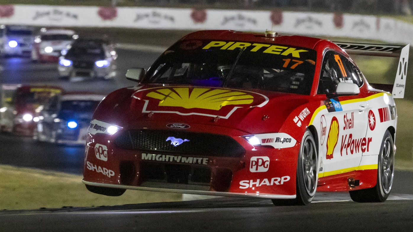 Mustang changes frustrate Supercars champ Scott McLaughlin, wins again in Perth