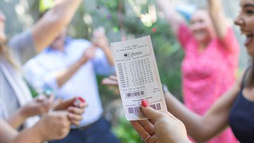 Family discovers $20m winning lotto ticket while 'cleaning house'