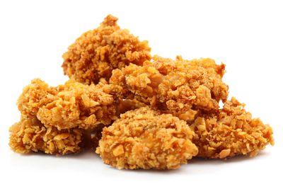 12. Fried chicken (2.97)