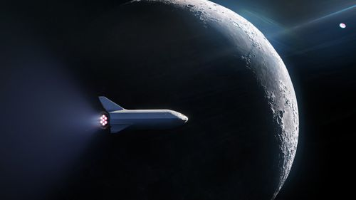 SpaceX will announce the identity of the person flying to the moon on a BFR vessel.