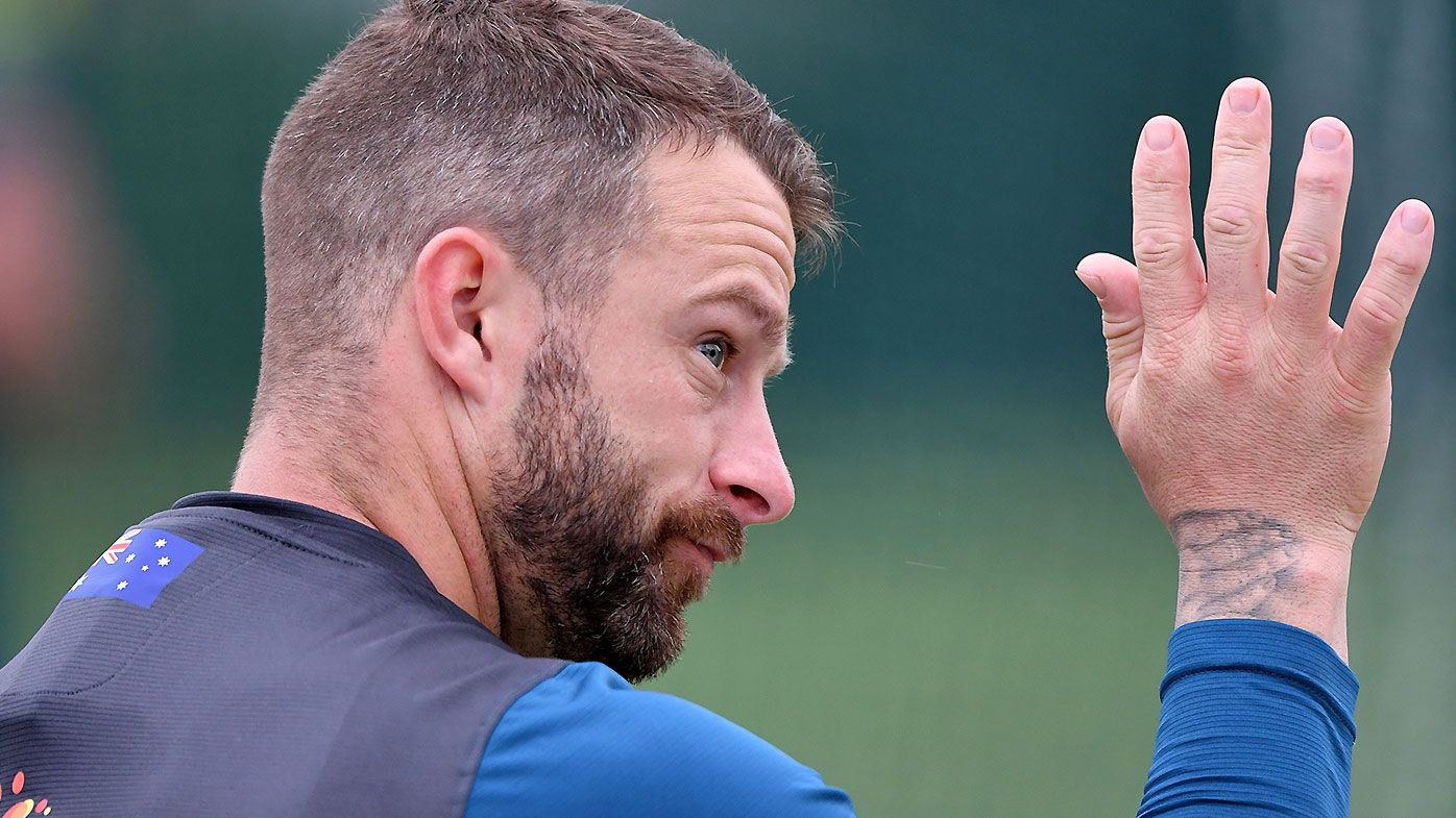 Former Test captain Mark Taylor reveals why Matthew Wade has remained out of Australia's Test XI