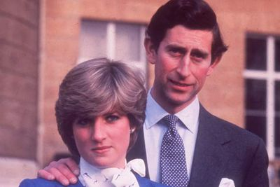 Prince Charles and Princess Diana<br />