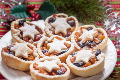 <strong>Fruit mince pies</strong>