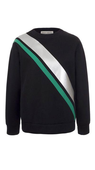 <p>The statement sweater</p>