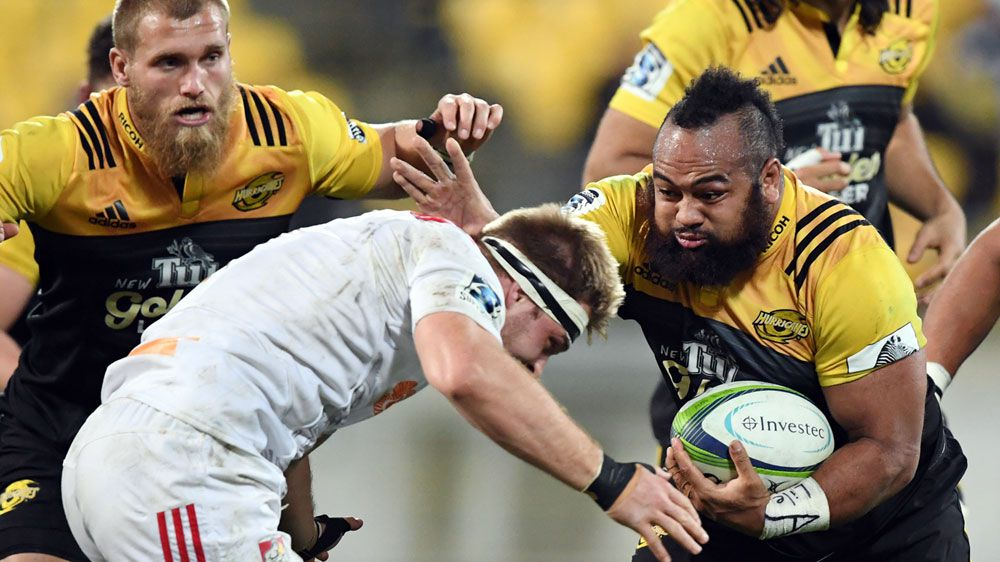 Hurricanes book home Super Rugby final
