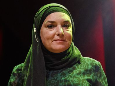 Sinead O'Connor asks for prayers for son Shane Lunny
