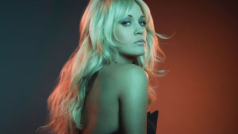 Carrie Underwood has a brand new album.