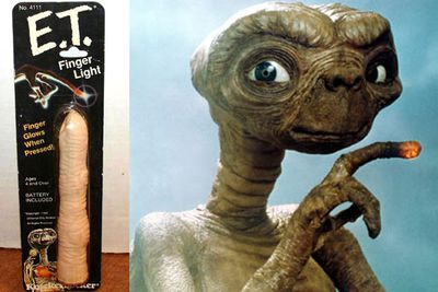 E.T. phone the Department of Child Services?