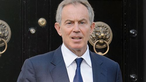 Staff at charity protest after Tony Blair given 'legacy' award