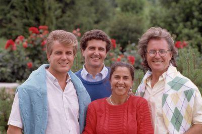 <p>Carlo  and Gilberto  Benetton</p> <p>Gilberto- 1941-2018</p> <p>Carlo-1943-2018</p>