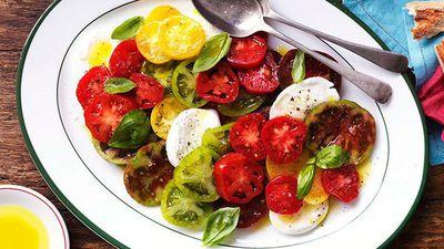 """Recipe: <a href=""""http://kitchen.nine.com.au/2016/05/16/12/36/insalata-caprese"""" target=""""_top"""">Insalata Caprese</a>"""