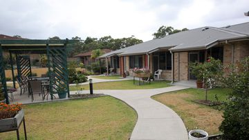 Eleven residents and three staff members at the RFBI Hawkins Masonic Village in Newcastle have tested positive for COVID-19.