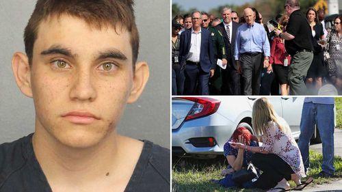 Florida shooting suspect Nikolas Cruz.