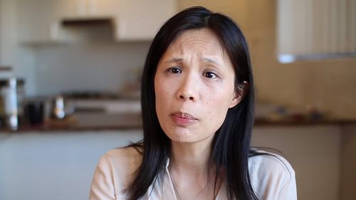 Dr Pansy Lai was criticised after she appeared in a No campaign advertisment.