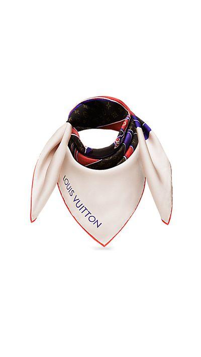 """<p><a href=""""http://au.louisvuitton.com/eng-au/products/aqua-keepall-square-009553"""">Aqua Keepall Square, $425, Louis Vuitton</a></p>"""