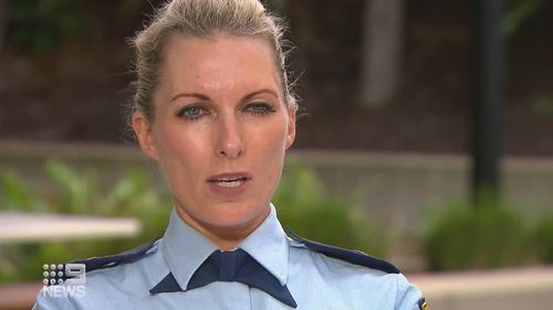 Detective Superintendent Stacey Maloney.