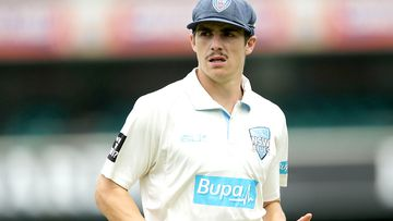 NSW all-rounder Sean Abbott. (AAP)