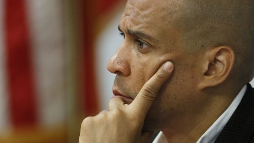 Presidential candidate Cory Booker has demanded justice of Elijah Al-Amin.