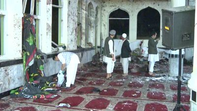 Children among 72 killed in Kabul mosque attacks