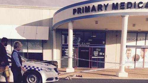 Teenager stabbed outside Melbourne medical centre