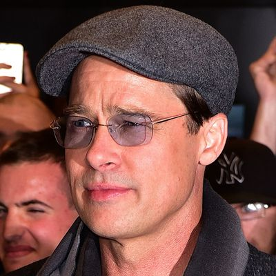 ...Brad Pitt then
