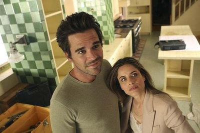<b>What's it about? </b>A recently divorced woman (Amanda Peet) hires a horny bachelor contractor (David Walton) to remodel her kitchen. Sexual chemistry ensues.<br/><br/><b>Hit or bomb? </b>Wait... how long does it take to remodel a kitchen? Bomb.