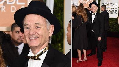 Bill Murray. (AAP)