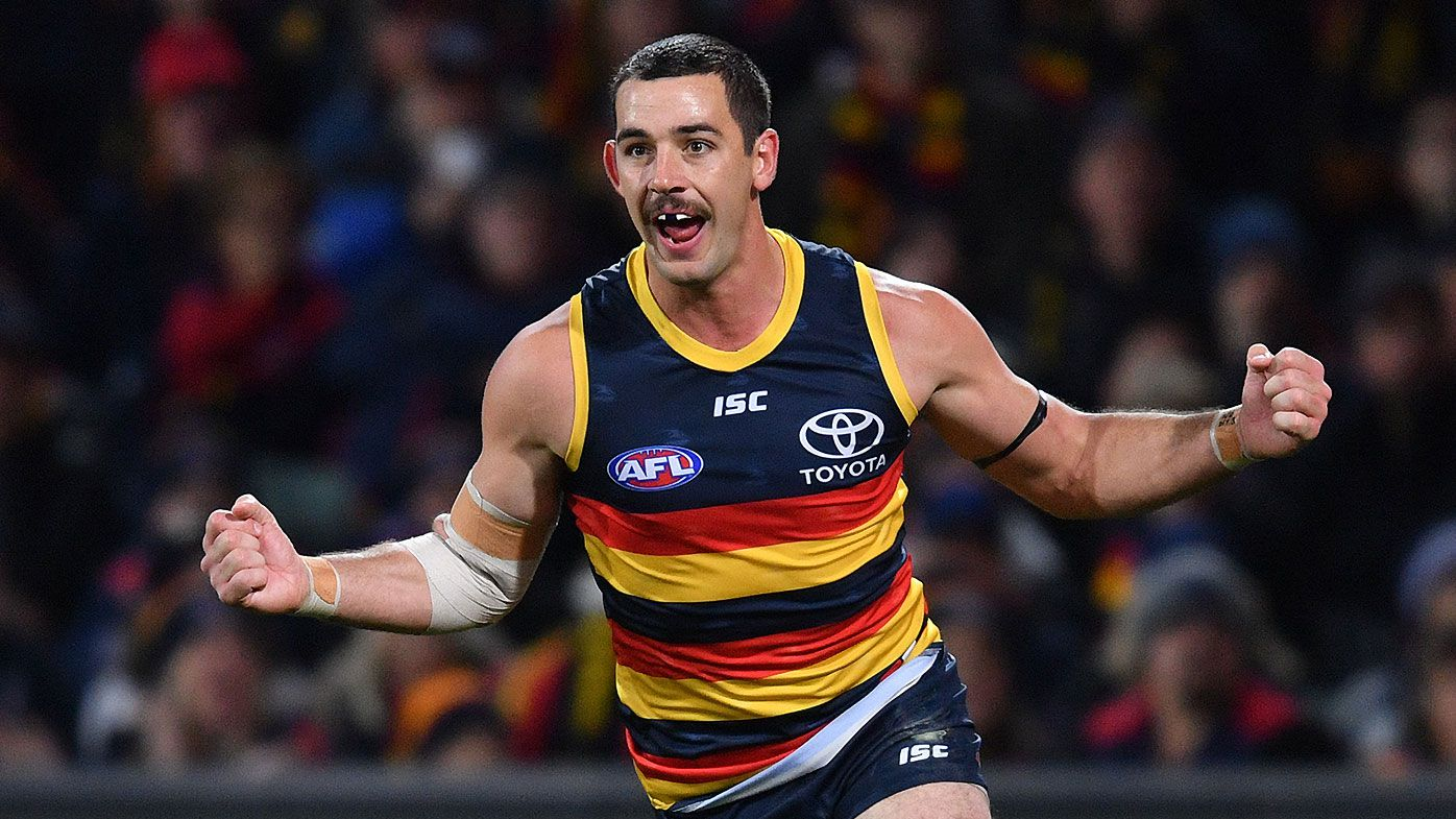 Under-fire Taylor Walker silences critics as Adelaide Crows secure vital win over St Kilda