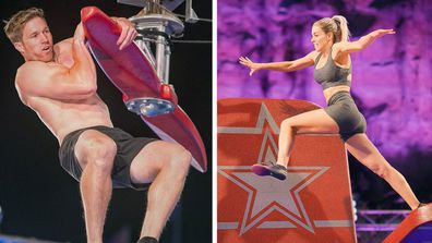 Both Ryan and his wife Aime have taken on the Australian Ninja Warrior course before.