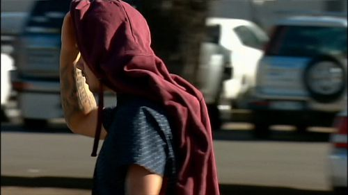 A 21-year-old accused of hurtling a baby in a stroller at a wall in Western Sydney has indicated he'll plead not guilty to the alleged crime after appearing in Mount Druitt Court. (9NEWS)