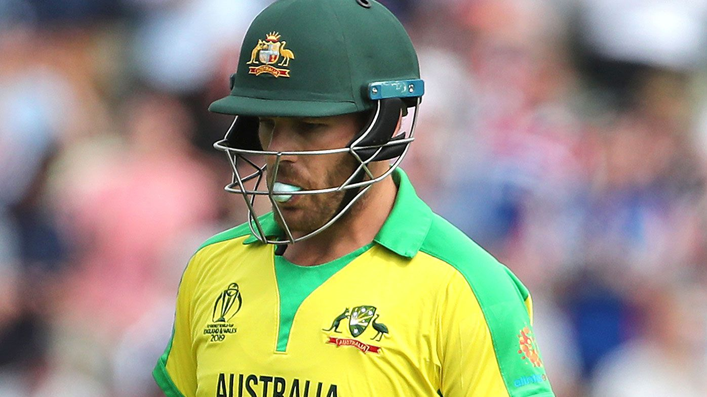 Australia captain Aaron Finch cleared for T20 opener against Sri Lanka