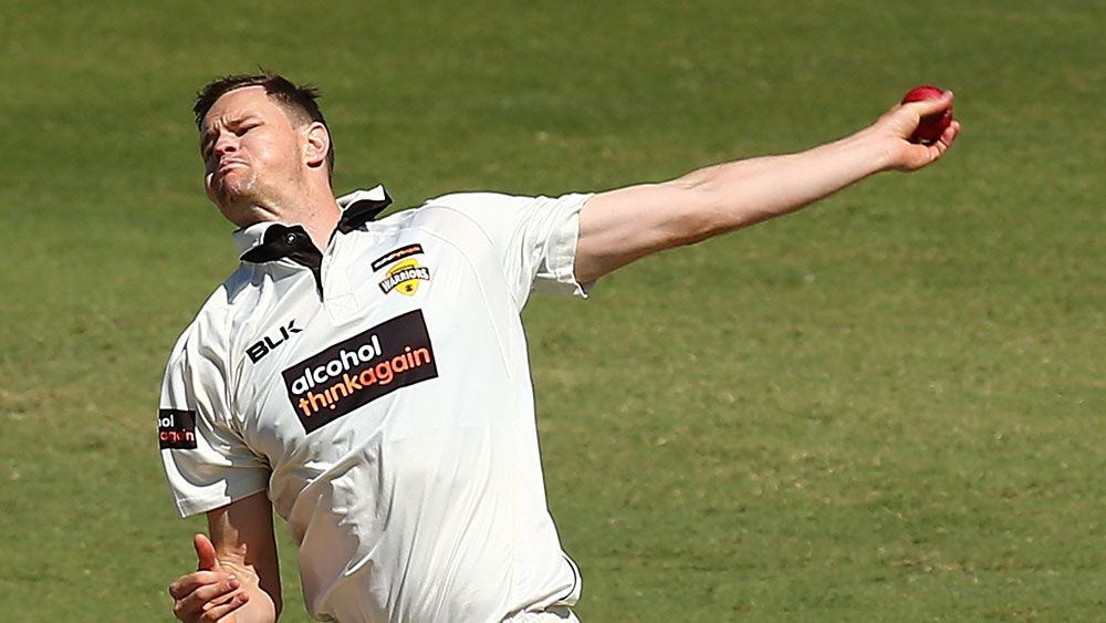 Jason Behrendorff claimed 9-37 for Western Australia. (Getty Images)