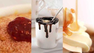 18. Microwave mug cakes