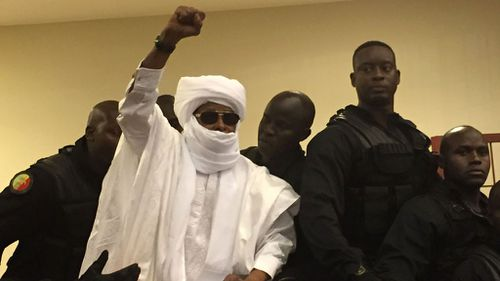 Former Chad dictator sentenced to life in prison for crimes against humanity