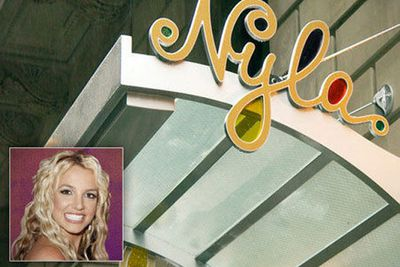 """Britney opened a restaurant called Nyla in June 2002, only to opt out of the business by November after """"management's failure to keep her fully apprised""""."""