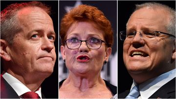 Pauline Hanson has thrown the coalition government a lifeline by putting Labor last in four crucial seats.