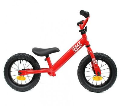 """<a href=""""http://www.99bikes.com.au/academy-balance-12-0-bright-red-2017"""" target=""""_blank"""" draggable=""""false"""">Academy Balance Bike, $144.</a>The Academy Balance Bike, set on 12"""" wheels is the perfect starter bike for your young one."""