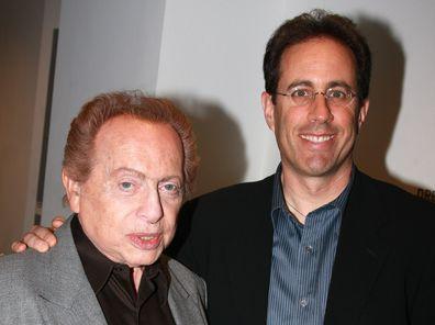 Jackie Mason, Jerry Seinfeld